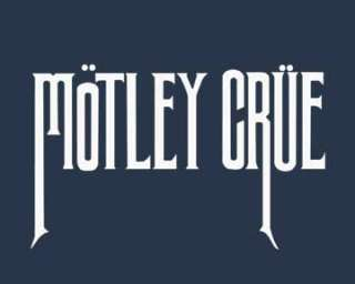 MOTLEY CRUE MENS T SHIRT ROCK RETRO PUNK S   3XL
