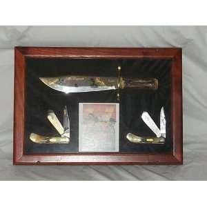 Dale Earnhardt/Richard Petty Legends Case Knife Set Everything Else