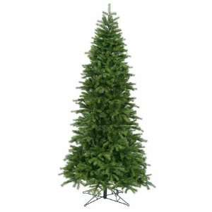 E885267 6.5 ft. x 42 in. Christmas Tree DuraL Med Redwood 400MU 1207T