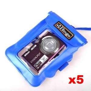Camera Waterproof Dry bag Case Jacket Diving WP03