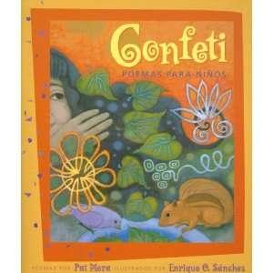 ) Enrique O. Sanchez (Illustrator) Pat Mora (Author) Books