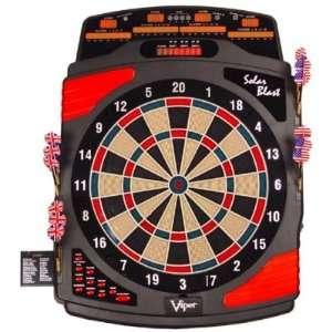 Viper Solar Blast Electronic Dart Board   42 1004 Sports