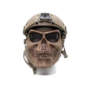 Pellor Face Protect Army M02 Skull Warrior Armor Mask