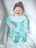 Ashton Drake porcelain doll My First Tooth