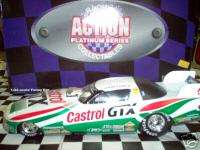 1997 JOHN FORCE CASTROL GTX PONTIAC 1/24TH FUNNY CAR