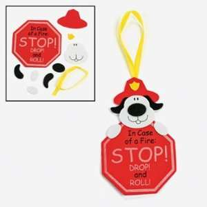 Fire Prevention Decoration Craft Kit   Basic School