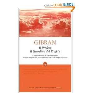 fronte. Ediz. integrale (9788854120501): Kahlil Gibran: Books
