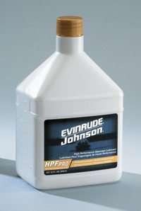 Johnson Evinrude HPF Pro Gearcase Lubricant 778755