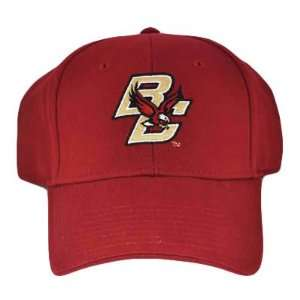 NCAA BOSTON COLLEGE GOLDEN EAGLES COTTON HAT CAP MAROON