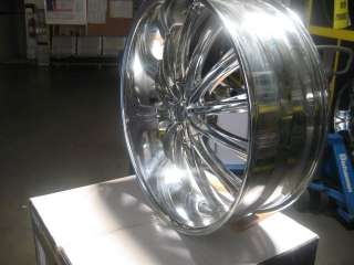 28 CHROME WHEELS/RIMS w/LIP ESCALADE TAHOE AVALANCHE