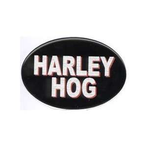 Knockout 124H Harley Hog Stock Hitch Covers Sports