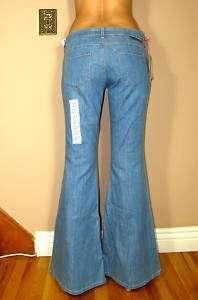 315 Stella McCartney Stretch Flare Jeans M L NWT Italy