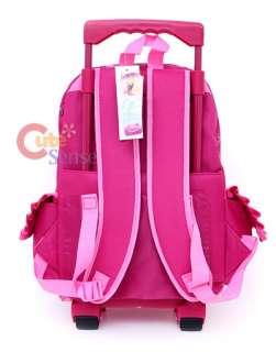 Disney Princesses w/Tiana Roller School Bakcpack/Bag  L