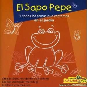 Todos Los Temas Que Cantamos En El Jardin El Sapo Pepe Music