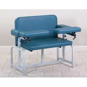 CLINTON BARIATRIC BLOOD DRAWING CHAIRS Upholstered seat