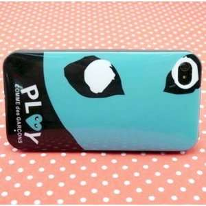 Comme Des Garcons CDG Play iPhone 4 case Blue Cell