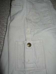 please not couple of small spots on Ralph Lauren Chaps cargo short