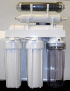 TITAN 6 STAGE REVERSE OSMOSIS WATER SYSTEMS WITH PERMEATE PUMP ERP