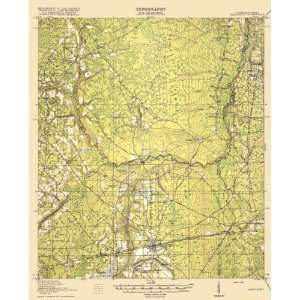USGS TOPO MAP MACCLENNY QUAD FLORIDA (GA/WAR) 1918 Home