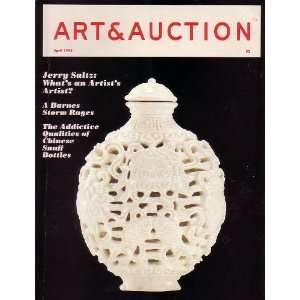 Qualities of Chinese Snuff Bottles [April 1993]: Amy Page: Books