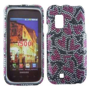 Nightly Hearts Full Diamond Bling Case Cover for Samsung