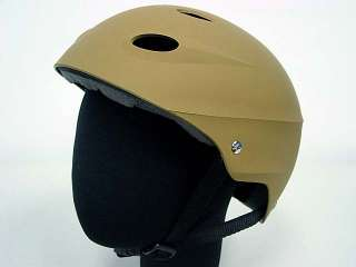 SWAT Special Force Recon Tactical Helmet Coyote Brown