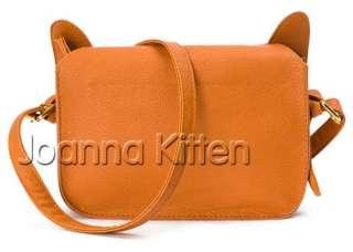 Cute Korean Women Ladies Fox Shoulder Bag Purses Small