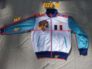 Ed Hardy Christian Audigier France Track Jacket $165