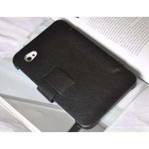 Joycover Samsung Galaxy Tab 7 Black Color Leather Case