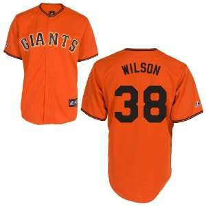San Francisco Giants Replica Brian Wilison Alternate