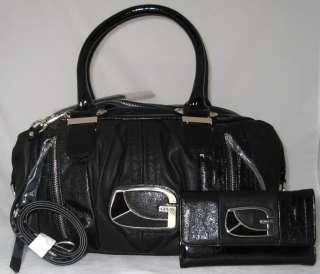 GUESS Maureen Shoulder Bag Purse Satchel Sac Wallet New