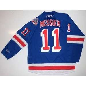 Mark Messier 1994 Stanley Cup New York Rangers Jersey