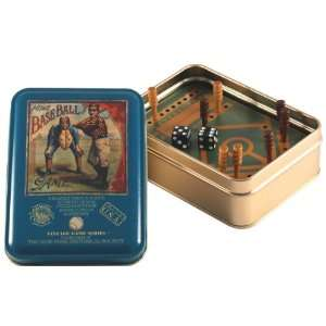 Channel Craft TTHB Home Baseball in a Vintage Game Tin Toys & Games