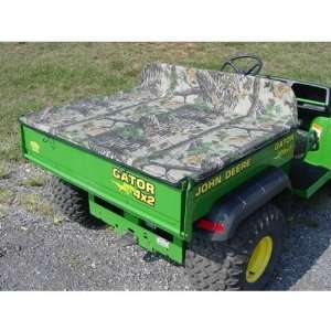 Mountain JDG6BC 11 Waterproof Bed Cover BLACK For John Deere Gator 6x4