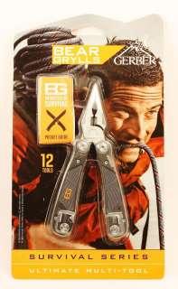 Gerber Bear Grylls Ultimate Multi Tool 31 000749 NEW