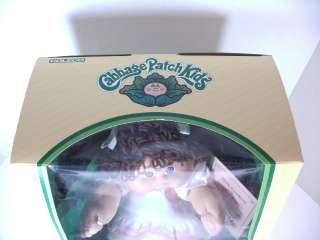NRFB Vintage 1984 Cabbage Patch Kids Girl Doll Named Lee Nita