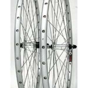 , Sealed Bearings, Black, Alloy, Wheel