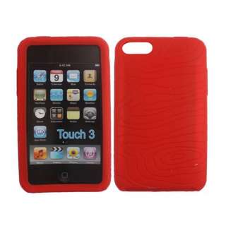 Lots 10 Silicone Case Cover Skin for iPod Touch 2ND 3ND