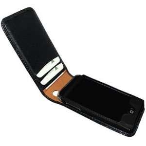 Piel Frama 982 Black Crocodile Pattern Magnetic Leather
