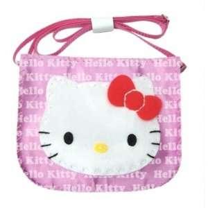 NKOK Sew A Hello Kitty Kit Shoulder Bag Toys & Games