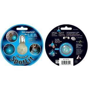 Nite Ize 2 Pack SpotLit L.E.D. Carabiner Light Blue