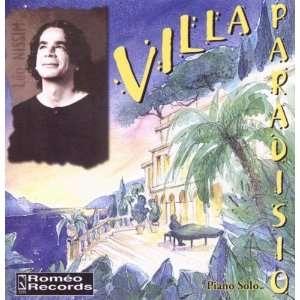 Villa Paradiso Solo Piano Leo Nissim Music
