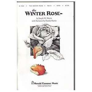 The Winter Rose SATB (0747510044826) Books