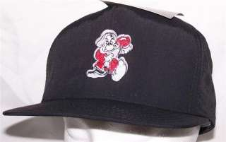 NEW DISNEY Snow White & 7 Dwarfs GRUMPY Black Adjustable BASEBALL CAP