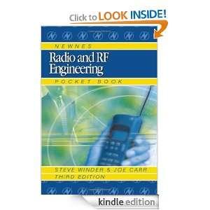 Newnes Radio and RF Engineering Pocket Book, Third Edition (Newnes