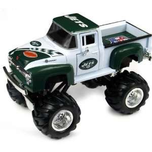 New York Jets 1956 Ford Monster Truck Sports & Outdoors