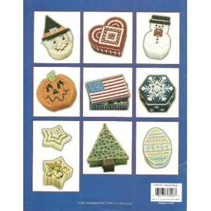 Plastic Canvas Projects (The Needlecraft Shop): Carole Rodgers: Books
