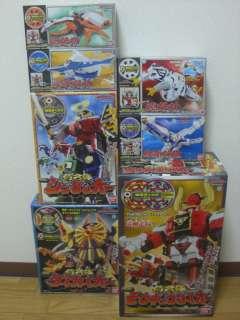BANDAI JAPAN Power Rangers SAMURAI HAOU Samurai Sentai Shinkenger DX