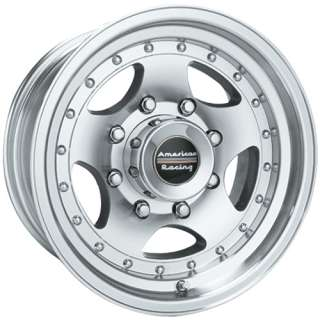 16 Inch Wheels Rims Dodge RAM Chevy Ford Truck 8 Lug