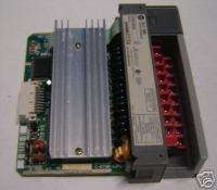 Allen Bradley 1746 OA16 Output Module Ser C SLC 500
